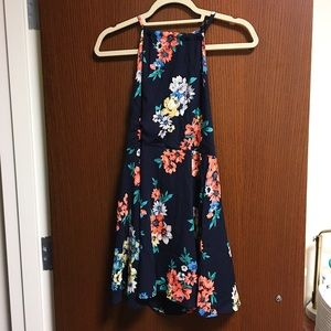 Dresses & Skirts - Adorable Floral High Neck Dress